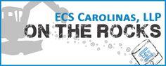 ECS On the Rocks - Golf Sponsorship Table Banner