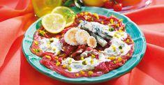Gorgonzola con il carpaccio - #Ricette #Secondi piatti #Gorgonzola #DOP - http://www.gorgonzola.com/ricette/secondi-piatti/carpaccio-gorgonzola/
