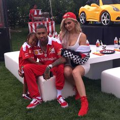 How Many Kids Does Tyga Have? Tyga has one child a son named King Cairo Stevenson. On Sunday October 16 2016 the little guy celebrated his 4th birthday. The rapper whose real name is Michael Stevenson hosted a Ferrari-themed birthday party for King. Scroll to the Instagram video to see King's family and friends wish him a Happy Birthday. Tyga Snapchat Instagram The event was a social media affair with Kylie Jenner in attendance. Kylie was seen in a rare picture with Tyga and her future step…