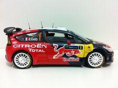 Red Bull Citroën 1/18e