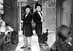 Laurel & Hardy - Way Out West - 1937