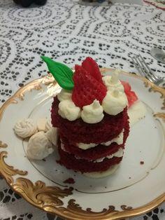 Mini Naked Cake,  Red Velvet 🍰