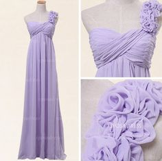 Purple bridesmaid dresses long bridesmaid dresses  by sposadress, $119.00