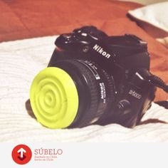 Lens Cap 52mm by Subelo.cl