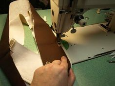 There She Sews!: Professional Tote Zipper Panel Instructions