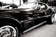 1970's Corvette Stingray.最近見かけないな〜