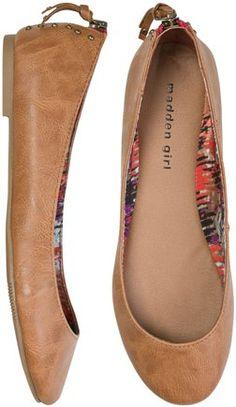 MADDEN GIRL HARMONEE FLAT > Womens > Footwear > Shoes   Swell.com
