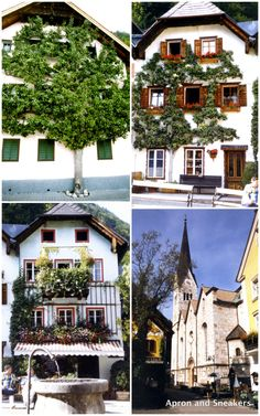 Apron and Sneakers - Cooking & Traveling in Italy:  Hallstatt, Austria