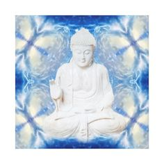 Decorate your walls with Buddha canvas prints from Zazzle! Choose from thousands of great wrapped canvas to beautify your home or office. Buddha Canvas, Lighted Canvas, Yoga Meditation, Sacred Geometry, Canvas Art Prints, Fractals, Wrapped Canvas, Cool Style, Mandala