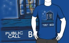 Doctor Who Tinkerbell Stowaway T-Shirt