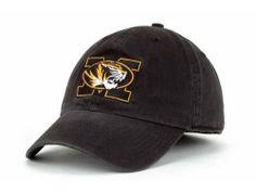 '47 Brand Franchise Hat - Medium - NCAA - Missouri Tigers