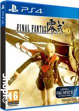 FINAL FANTASY TYPE-0 HD includes FINAL FANTASY XV Demo, PS4, SQUARE ENIX