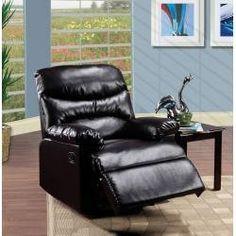 ACME 59017 Arcadia Recliner, Espresso Bonded Leather  http://www.furnituressale.com/acme-59017-arcadia-recliner-espresso-bonded-leather/