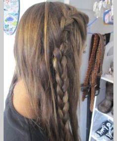 Cute braid!