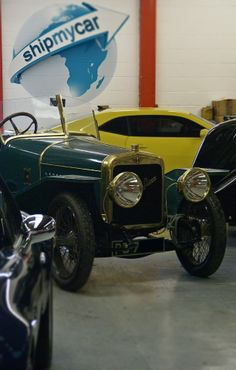 - Classic - Hispano-Suiza -