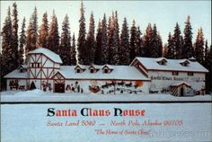 Image detail for -visit us santa claus house north pole alaska Santa Claus House, Santa Clause, Fort Wainwright, Places Ive Been, Places To Go, Polo Norte, Fairbanks Alaska, Alaska Travel, Alaska Trip