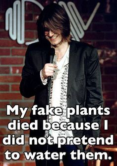 This guy was funny. Mitch Hedberg Quotes and Epic One - liners