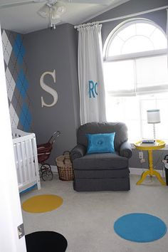 nursery decorating ideas | room designs – design ideas by madelyn ridgeway boys baby nursery ...