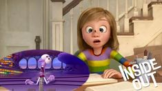 INSIDE OUT - Get to know your emotions: Fear (2015) Pixar Animated Movie HD