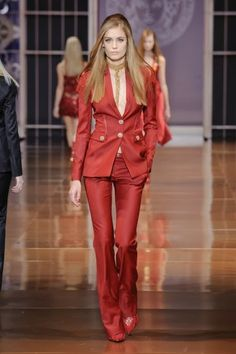 Versace @ Milan Fashion Week winter 2014-15