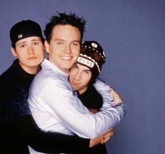 Tom, Mark and Travis