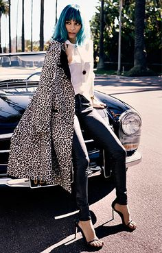 Style Muse: Nicole Richie #Shopbop