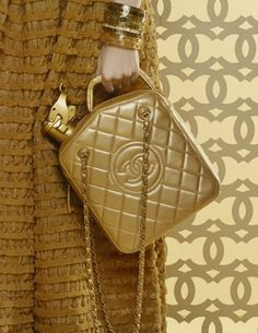 Chanel's 10 most eye-catching novelty bags over the years, like this one from resort 2015. See more on Vogue.com. #Chanel