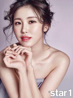 전효성 앳스타일 화보 / Jeon Hyoseong @star1