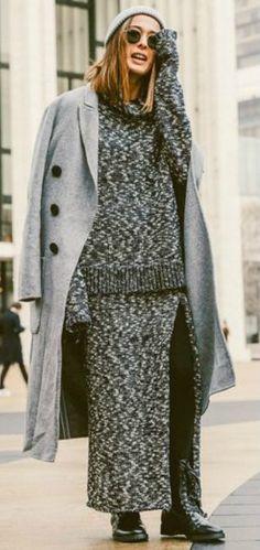 Co Ord, Street Style, Knitting, Urban Style, Tricot, Breien, Stricken, Street Style Fashion, Weaving