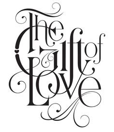 Beautiful classic calligraphy skills from Australian Keith Morris.