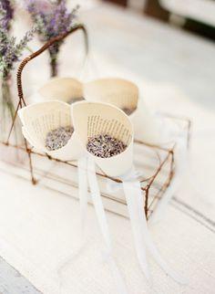 Beautiful Lavender Wedding Inspiration - Wedding Inspirations & Ideas | UK Wedding Blog: Want That Wedding