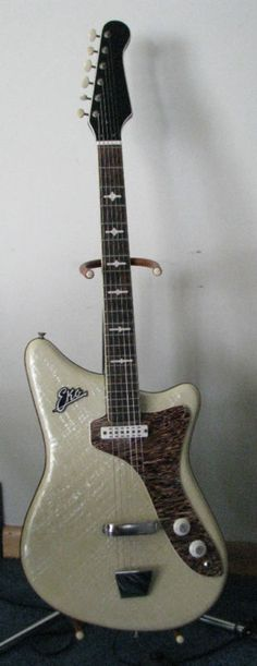 Vintage Eko.  #product  #design  #guitar