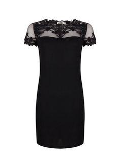 MOLLY BRACKEN SHORT LACE DRESS - Keep it secret store