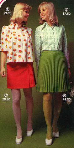 1970-luku | minulla oli toi vasemman puoleinen ,tykkäsin...