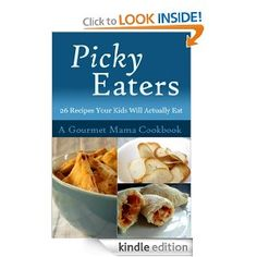 Amazon.com: Picky Eaters: 26 Kids Recipes That They'll Actually Eat eBook: GB Davies: Kindle Store