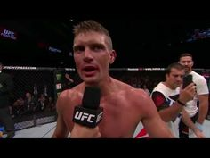 UFC (Ultimate Fighting Championship): Fight Night Ottawa: Stephen Thompson and Rory MacDonald Octagon Interviews