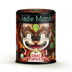 Jade Monk Tea Tins Via Moxie Sozo - The Denver Egotist