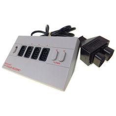 nintendo NES accessories - Buscar con Google Nintendo Consoles, Google, Accessories, Jewelry Accessories