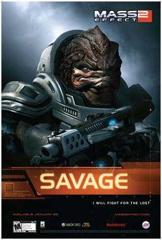 64 - Serie Mass Effect - Clan DLAN