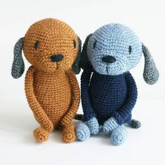 Luidog amigurumi pattern - Free Pattern