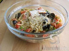Rychlé a chutné špagety podle jednoduchého receptu.