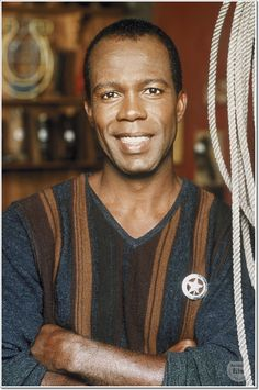 Clarence Gilyard Jr.  (Sundown, Top Gun,  Matlock, Walker Texas Ranger)