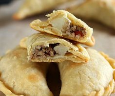 How to make the BEST empanadas!! Totally customizable, can be made ahead of time, and they're baked not fried!