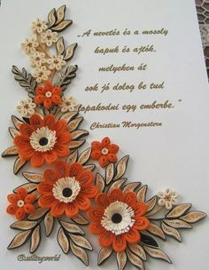 I will need to translate the quote Paper Quilling Cards, Arte Quilling, Paper Quilling Tutorial, Paper Quilling Flowers, Paper Quilling Patterns, Quilling Craft, Quilling Comb, Quilling Photo Frames, Quilled Roses