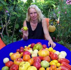 Birgit Kempe - Tomatensorten