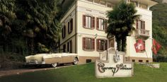 The Capolago House. Cuervo y Sobrinos Headquarters and Watch Workshop in Lugano, Switzerland. Lugano, Villa, Mansions, Country, Luxury, House Styles, Switzerland, Workshop, Watch