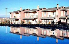 #termal · 3+1 Dubleks Villa: 3 yatak odası, 1 salon, amerikan mutfak , villa içerisinde villaya özel geniş termal havuz, hamam, bahçeye açılan balkon ve barbekü bulunmaktadır. | http://www.royaltermal.com.tr/