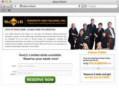 Client profile, Mansmith & Fielders