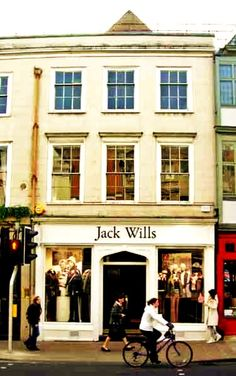 hate jack wills, but miss walking by this very one everyday on the way to oxford's topshop Fashion Merchandising, Retail Interior, Girls Shopping, Prep School, Jack Wills, London Calling, Spaces, Public Relations, Pond