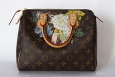 Shop pre-loved authentic Louis Vuitton Satchels for Women at up to off at The Luxury Closet. Discover our collection of pre-loved Louis Vuitton Satchels with quick delivery in UAE, KSA, Kuwait and worldwide. Vuitton Bag, Louis Vuitton Handbags, Purses And Handbags, Louis Vuitton Monogram, Leather Handbags, Louis Vuitton Speedy 25, Painted Bags, Hand Painted, Baroque